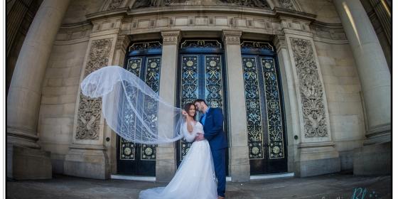Urban Wedding Photoshoot | Leeds | March 2015