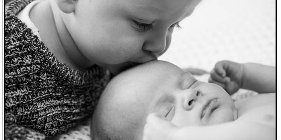 Newborn | Toddler Photography | Rory & Luke | January 2017