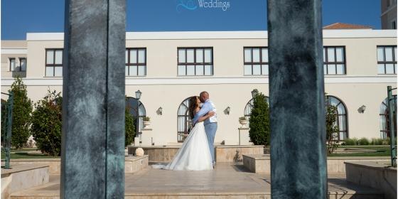 Sabrina & Gregg   Aliathon Holiday Village   Paphos   Cyprus   May 15th 2018
