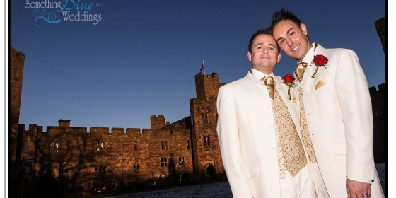 Dan & Matt | Peckforton Castle | Cheshire | December 30th 2014