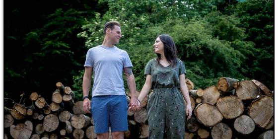Pre Wedding | Shona & Adam | Chevin Forest Park | Otley | June 27th 2015