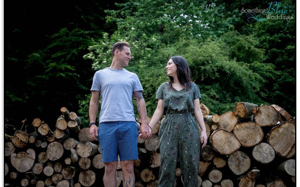 Pre Wedding | Chevin Forest Park | Shona & Adam