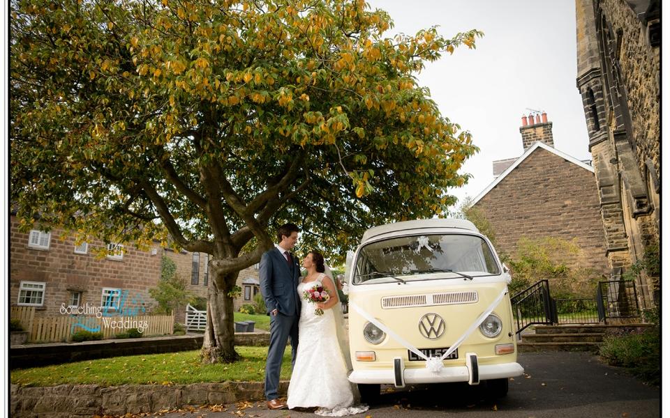 Wedding   East Keswick   Catherine & James