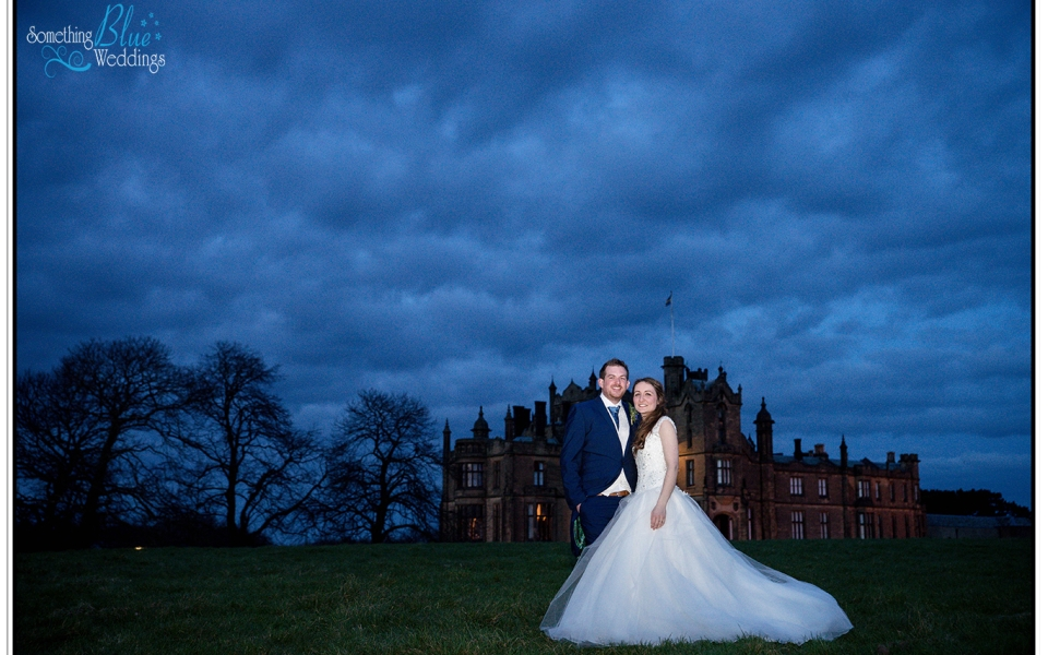 Wedding | Allerton Castle | Alex & Patrick