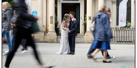 Holly & Mark | Leeds Town Hall | Leeds Club | Leeds | June 3rd 2016