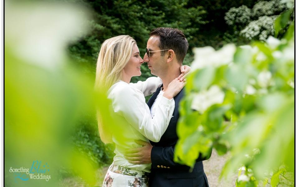 Pre Wedding | Newby Hall | Vivienne & Adam
