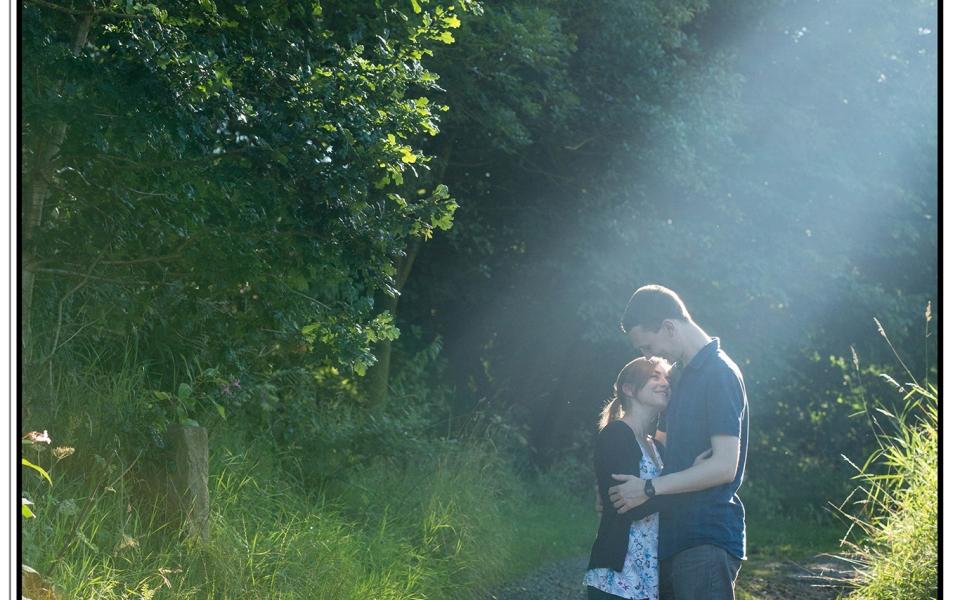Pre Wedding | Cuerden Valley Park | Sarah & Ross