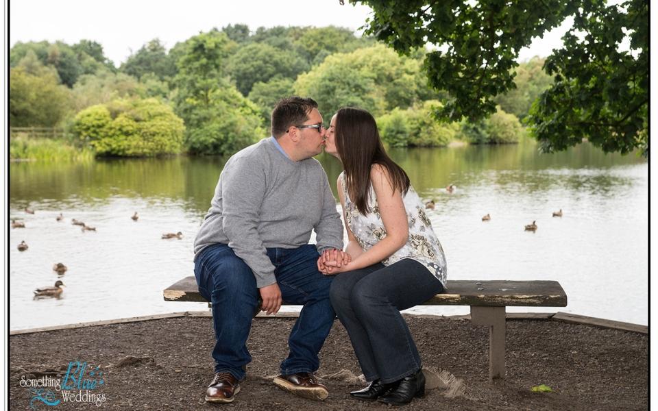 Pre Wedding | Cuerden Valley Park | Amanda & Dave