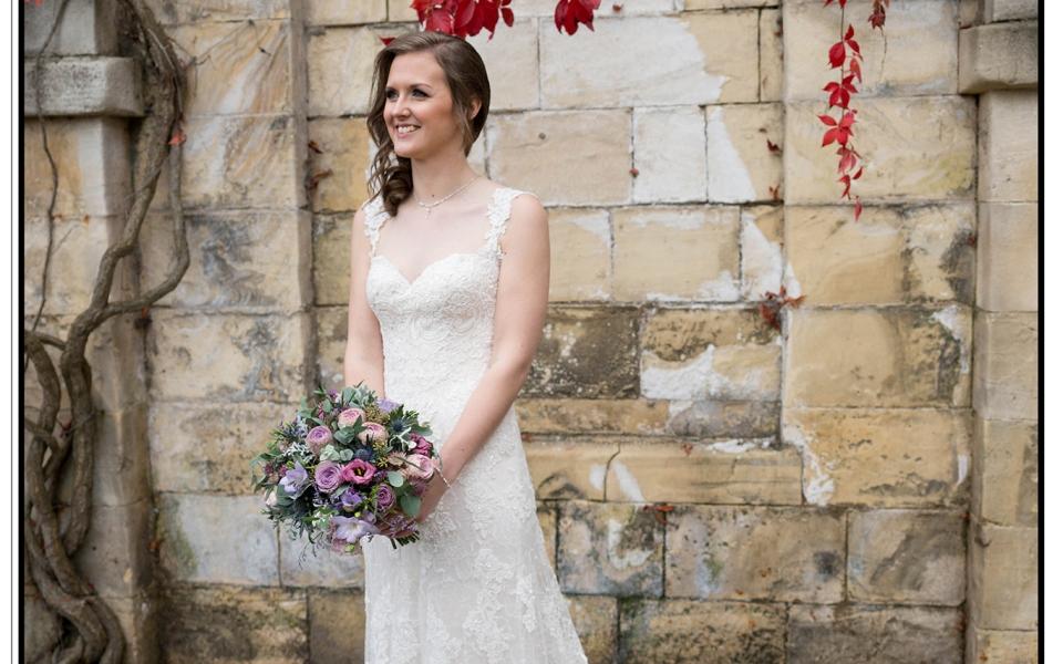 Wedding | Hazlewood Castle | Sarah & Matt