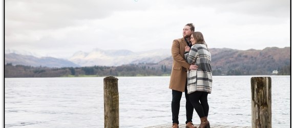 Pre Wedding | Nikki & Stu | Langdale Chase Hotel | Windermere | March 5th 2017