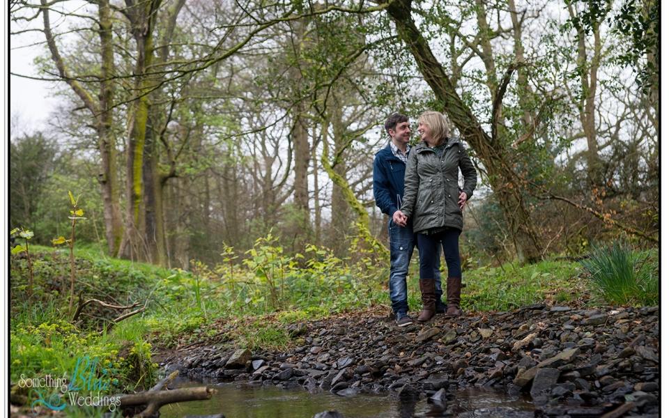 Pre Wedding | Spring Cottage | Rhiannon & Craig