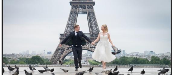 Training Course | Paris | France | Rachel & Nick | May 2017
