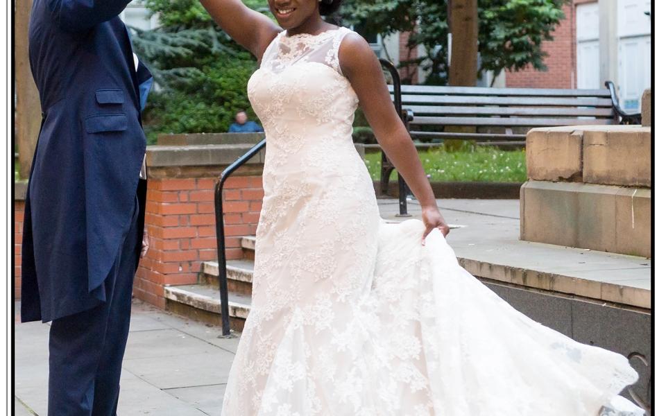 Wedding   Leeds Marriott Hotel   Zara & Terrence
