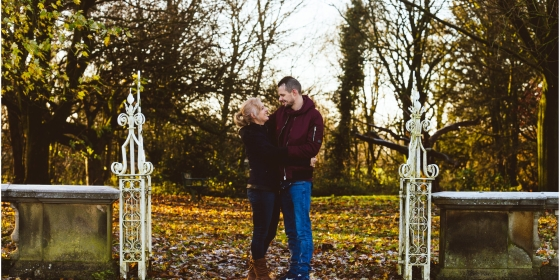 Pre Wedding | Melanie & Jon | Worden Park | Leyland | November 30th 2019