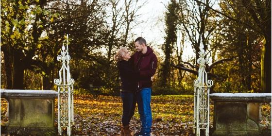 Pre Wedding   Melanie & Jon   Worden Park   Leyland   November 30th 2019
