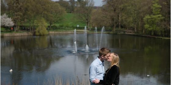 Pre Wedding | Miriam & James | Roundhay Park | Leeds | April 22nd 2018